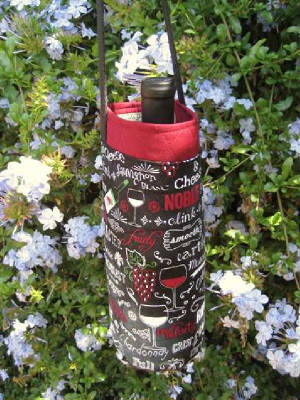 bottlecarriers/DA491WineBottleCarrierBlackRed.jpg